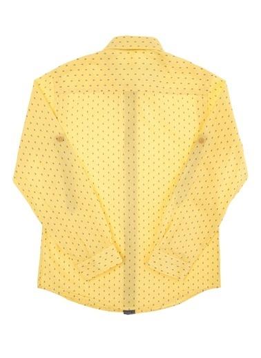 Limon Company Gömlek Sarı